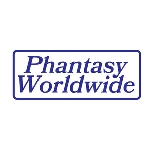Phantasy Worldwide Blue Glitter Die Cut
