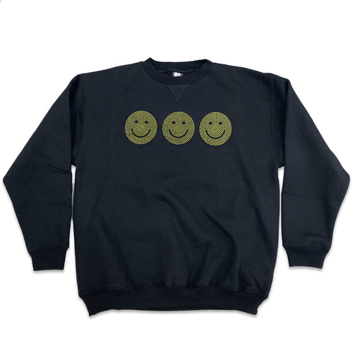 Smiley Crewneck