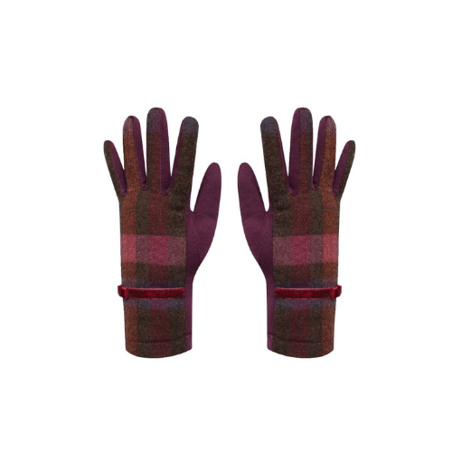 Earth Squared Mulberry Gloves