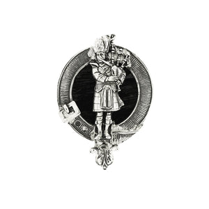 Scottish Piper Kilt Pin