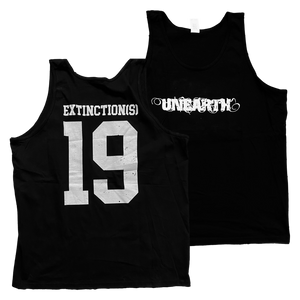 """Extinctions"" Tank Top"