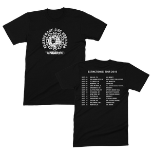 Extinction(s) Tour T-Shirt (Black)