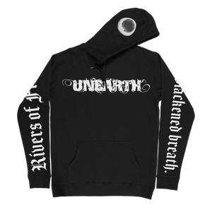 """Blackened Breath"" Hoodie"