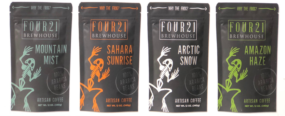 Choose your own adventure three pack - Whole Bean