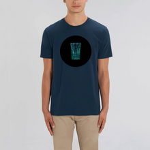 Load image into Gallery viewer, Bia hơi glass. T-shirt en verre Bia hơi. Ly Bia Hoi.