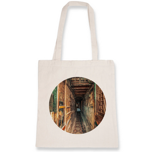 Old Quarter Alley Tote Bag - 100% Organic Cotton