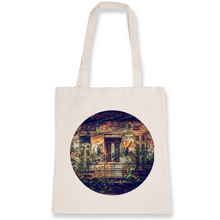 Load image into Gallery viewer, Franco Balcony Tote Bag - 100% Organic Cotton