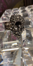 Load image into Gallery viewer, Fashion Snap Skull Ring