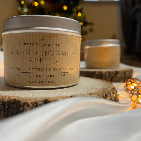 Festive Reign Lounge Candle