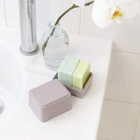 Ethique In-Shower Shampoo Bar Container eco friendly zero waste