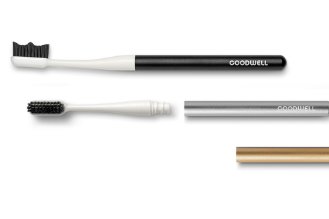 Premium Goodwell toothbrush