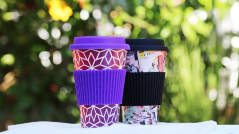 Luvinlife eco-friendly cup is built with bamboo fibre biodegradable eco friendly