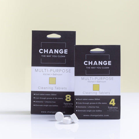 change multipurpose refill tablets