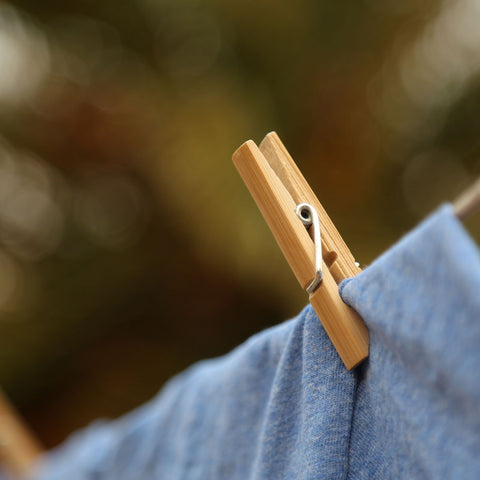 go bamboo pegs sustainable and eco friendly