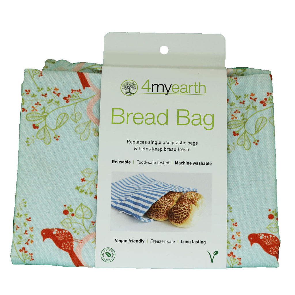 Bread Bag - Cotton (4MyEarth) - Goods that Give
