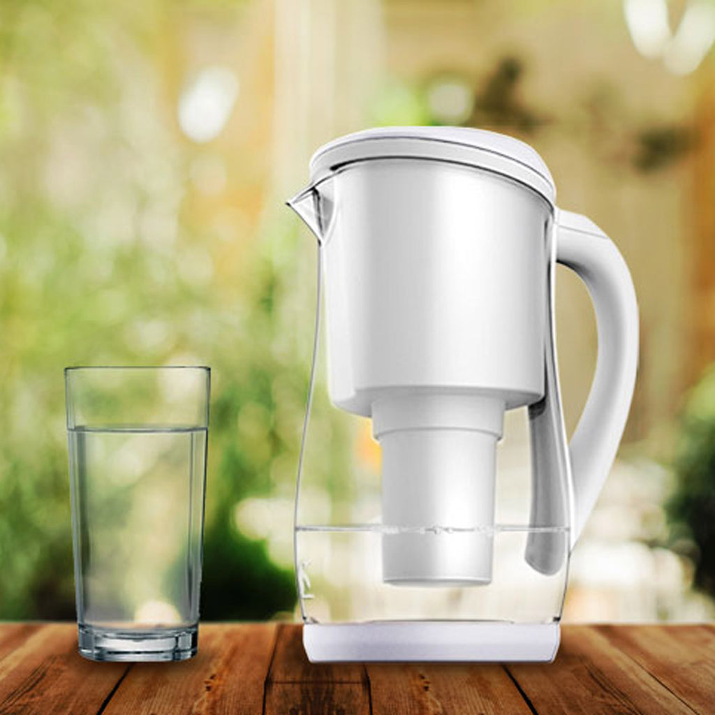 Ecobud Gentoo Glass Life Water Filter Jug - Goods that Give