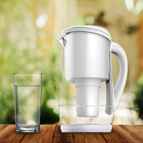 Ecobud Gentoo Glass Life Water Filter Jug