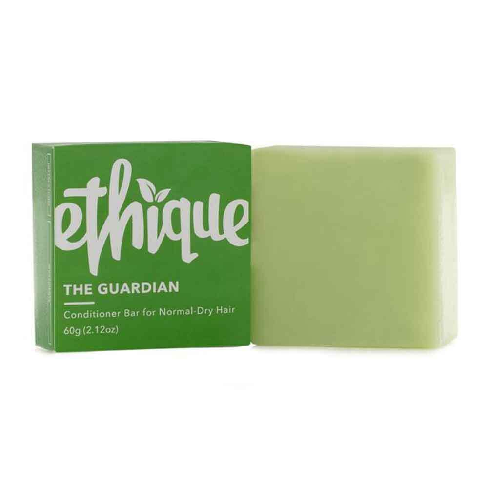 Ethique Conditioner Bar the Guardian - Conditioner for Dry, Damaged or Frizzy Hair (60g) - Goods that Give