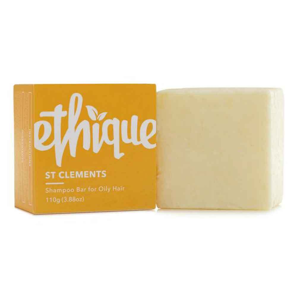 Ethique Shampoo Bar St. Clements - Solid shampoo for normal (110g) - Goods that Give