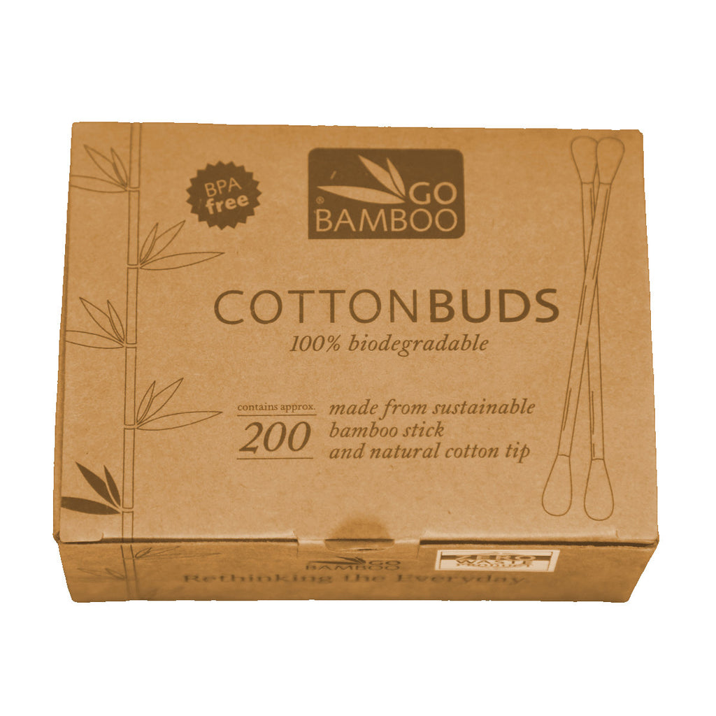 Bamboo Cotton Buds - Goods that Give