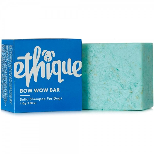 Ethique Dogs Solid Shampoo Bow Wow Bar - (110g)