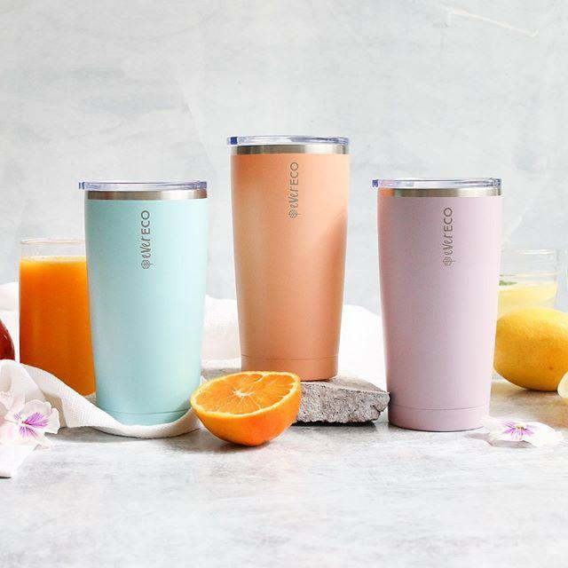 Ever Eco Stainless Steel Insulated Tumbler - 592ml