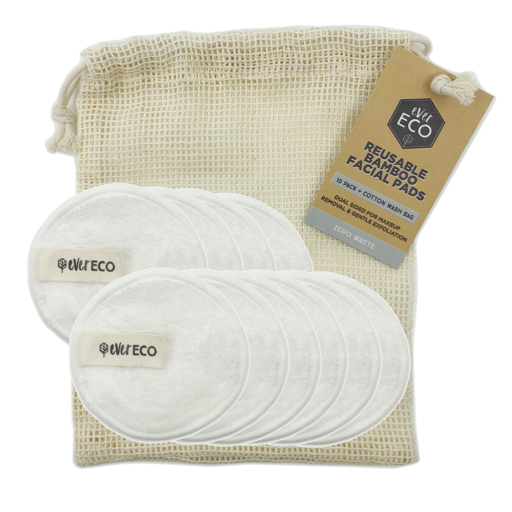 Bamboo Facial Pads - Goods that Give