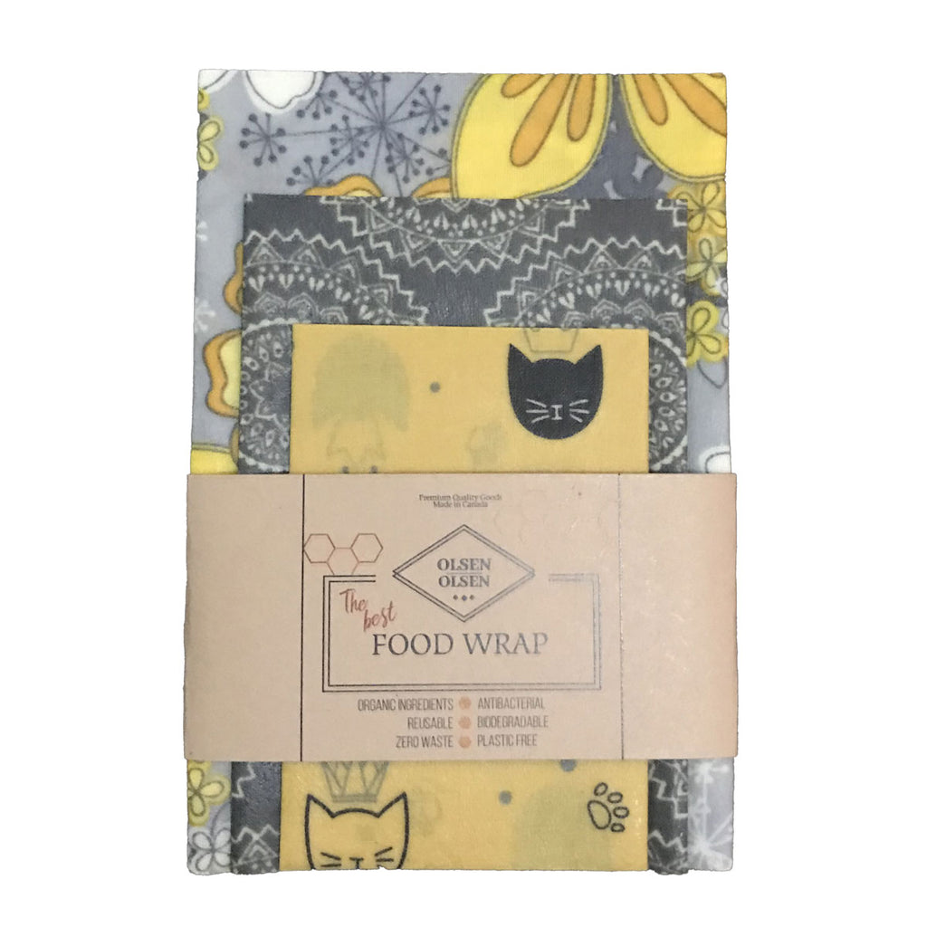 Organic Beeswax wrap - Goods that Give