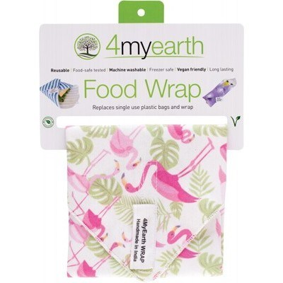 Reusable Food Wrap - Cotton (4MyEarth)