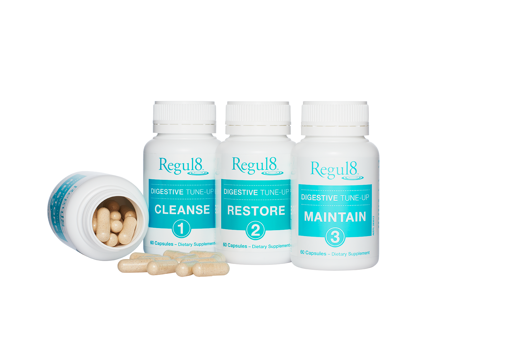 REGUL8 DIGESTIVE TUNE UP