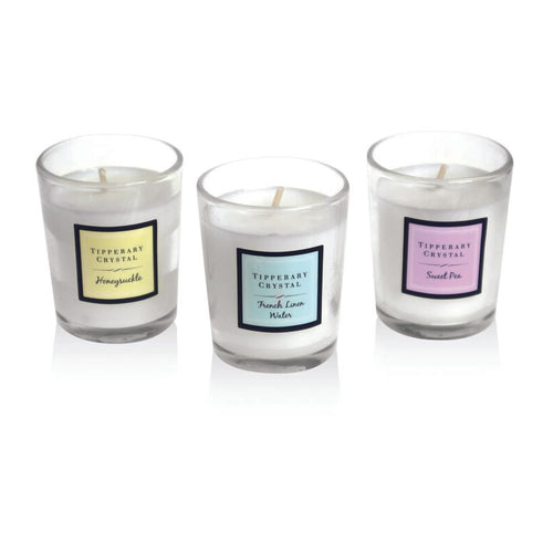 Tipperary - Set of Three Mini Candles