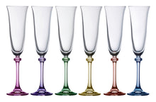 Load image into Gallery viewer, Galway Crystal - Party Pack Flute Glasses