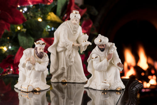 Beleek - Christmas Collection The Three Kings