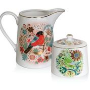 Load image into Gallery viewer, Tipperary Living - Birdy Creamer And Sugar Bowl