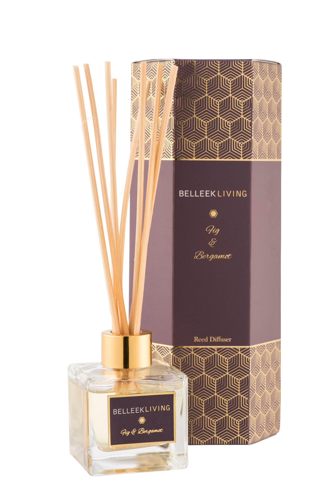 Belleek - Home Fragrance Living Fig and Bergamot Diffuser