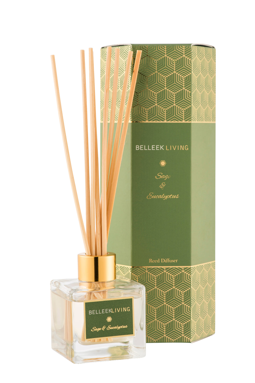 Belleek - Home Fragrance Sage and Eucalyptus Diffuser