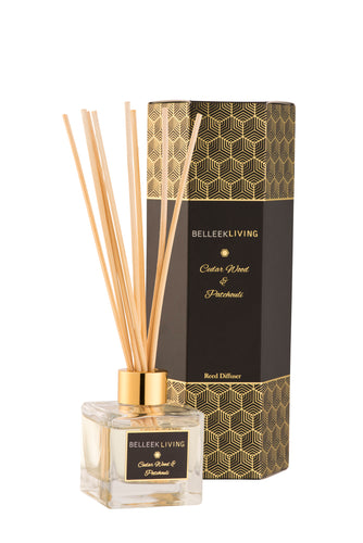 Belleek - Belleek Living Cedar Wood and Patchouli Diffuser