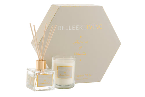 Belleek - Belleek Living Jasmine and Vanilla Gift Set