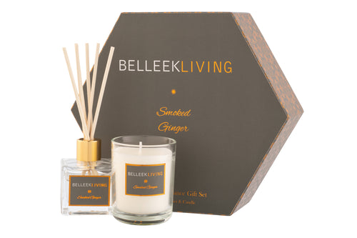 Belleek - Belleek Living Smoked Ginger Gift Set