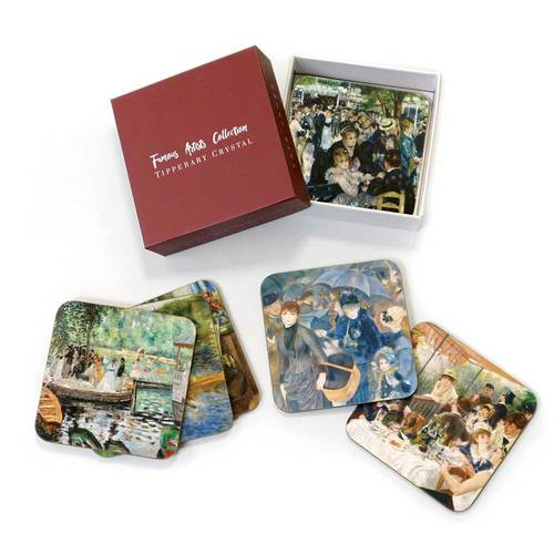 Tipperary - Artists Collection Coasters [Renoir]
