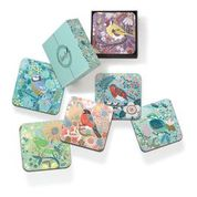 Tipperary Living - Birdy Set Of Six Coasters