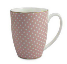 Load image into Gallery viewer, Tipperary - Set 6 Bone China Mugs - Spots & Stripes Party Pack