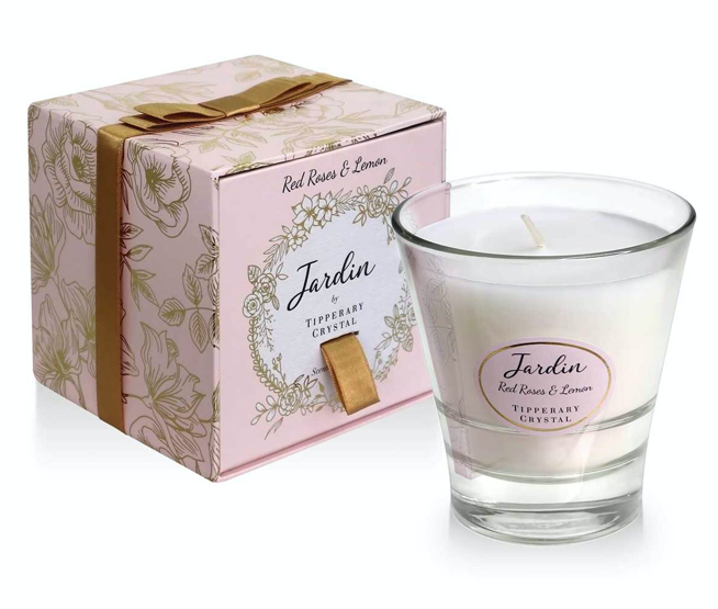 Tipperary - Jardin Collection Roses & Lemon Candle