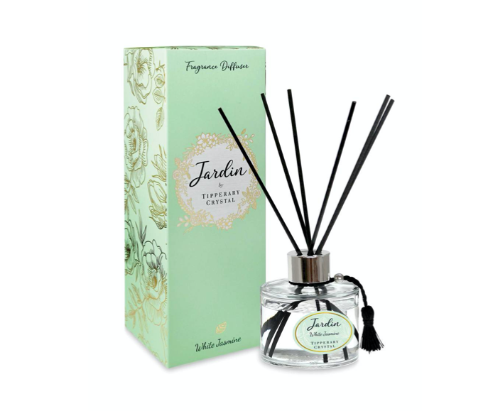 Tipperary - Jardin Collection White Jasmine Diffuser