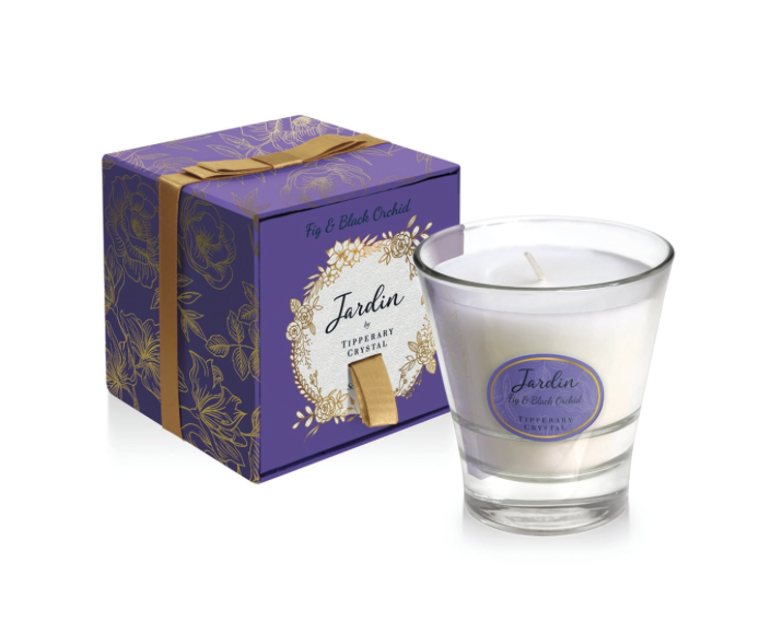 Tipperary - Jardin Collection Fig & Black Orchid Candle