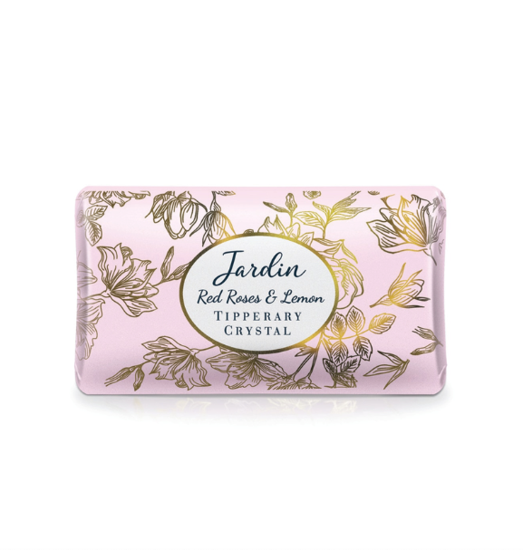 Tipperary - Jardin Red Roses & Lemon Hand Soap