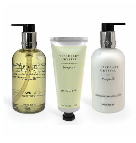 Tipperary - Honeysuckle Gift SetTipperary - Honeysuckle Bodycare Gift Set