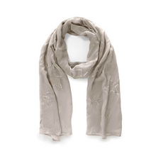 Load image into Gallery viewer, Tipperary - Beige Star Scarf