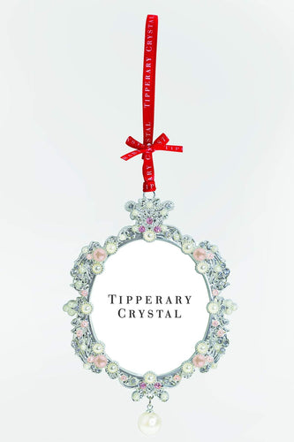 Tipperary - Pearl Frame Tree Decoration