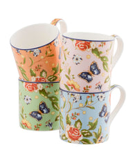 Load image into Gallery viewer, Anysley - Cottage Garden Collection 4 Windsor Mugs